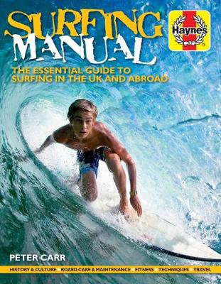 Book cover for product 9781785211225 Surfing Manual: The essential guide to surfing in the UK and abroad