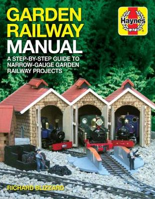 Book cover for product 9781785211263 Garden Railway Manual: A step-by-step guide to narrow-guage garden railwa