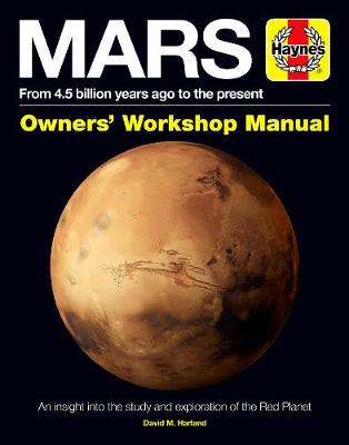 Book cover for product 9781785211386 Mars Manual: An insight into Earth's closest relative in the so