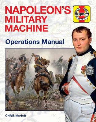 Book cover for product 9781785212215 Napoleon's Military Machine
