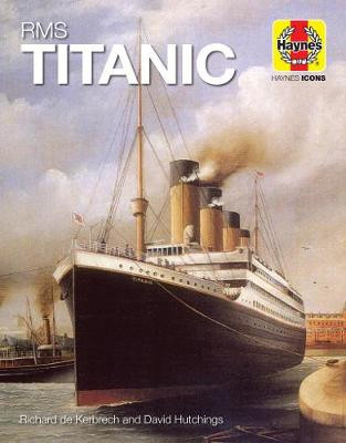 Book cover for product 9781785215759 RMS Titanic