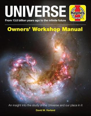Book cover for product 9781785212093 Universe Manual