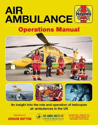 Book cover for product 9781785212062 Air Ambulance Operations Manual: All models