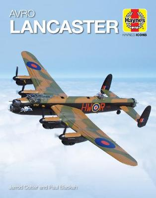 Book cover for product 9781785216862 Avro Lancaster (Icon)