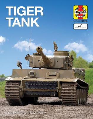 Book cover for product 9781785216879 Tiger Tank (Icon)