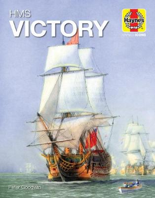Book cover for product 9781785216886 HMS Victory (Icon)