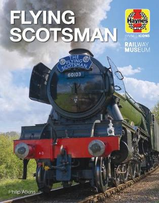 Book cover for product 9781785216893 Flying Scotsman (Icon)