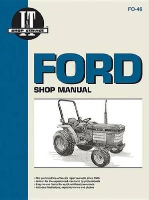 Book cover for product 9780872884205 Ford New Holland 1120 to 2120 Repair Manual