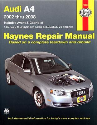 Book cover for product 9781563928376 Audi A4